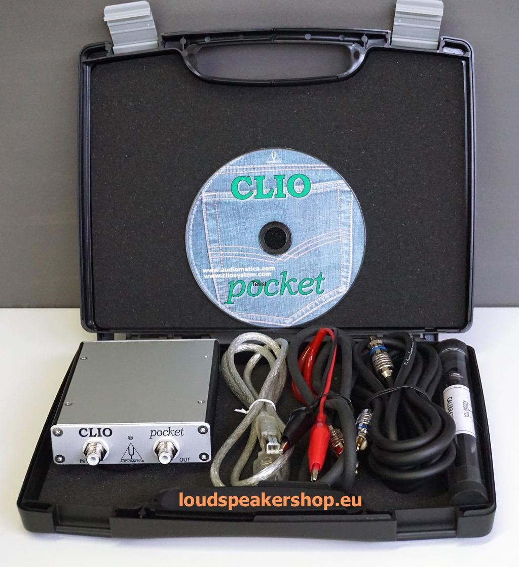 Clio Pocket System Pomiarowy